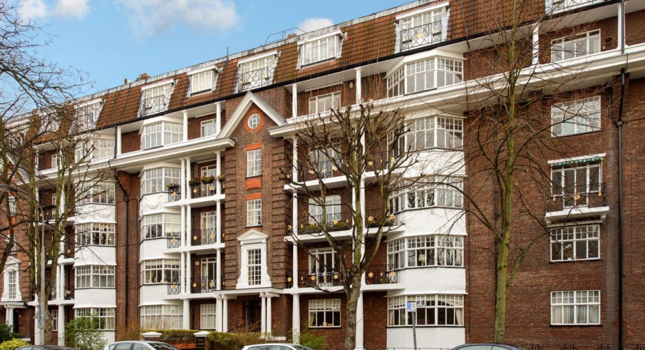 Eton Court, Swiss Cottage, NW3 - Daniel Ford
