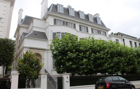 Upper Phillimore Gardens, South Kensington, SW7 - Daniel Ford